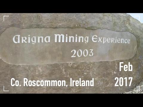 Go To Arigna Mine In Co Roscommon Ireland