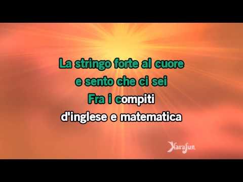 Karaoké La solitudine - Laura Pausini *