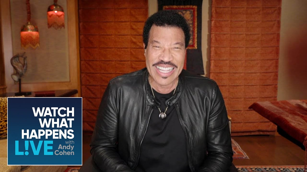 Lionel Richie on Winning the Album of the Year Grammy | WWHL