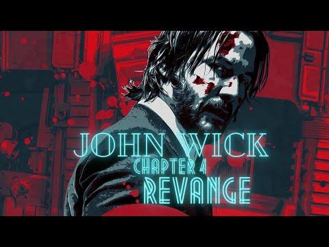 John Wick Chapter 4: Revange Official trailer    Keanu Reeves, Ian McShane, Laurence Fishburne