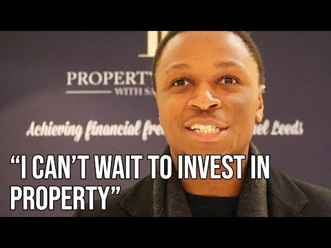 """""""I Can't Wait To Invest In Property"""" 