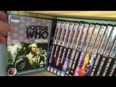 Doctor Who 4K Look At Complete Classic DVD Collection 2016