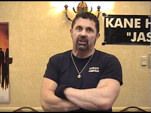 kane hodder height and weight