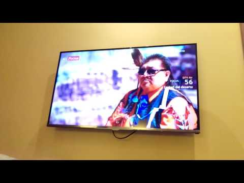 TV Channel Surfing - DVB-T in Rome, Italy