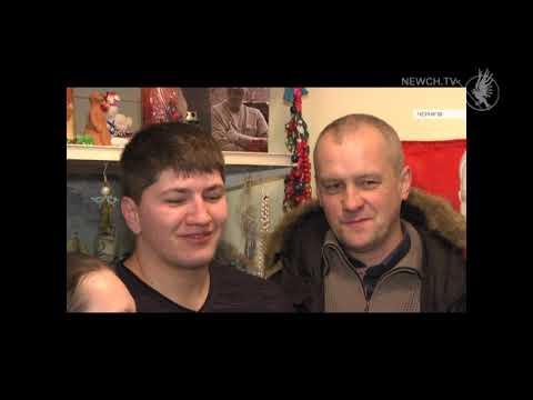 Телеканал Новий Чернігів: Єдина країна 08.12.2018