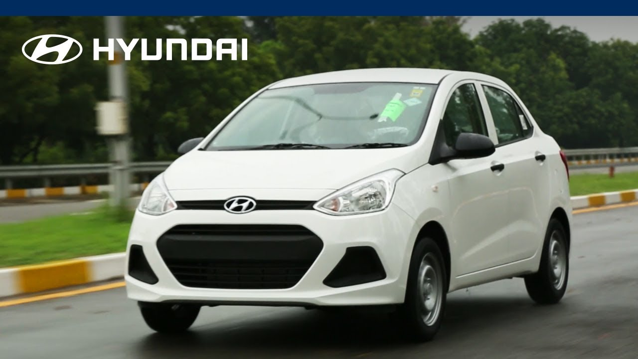 Hyundai Xcent Cng Prime Commercial Vehicles Youtube