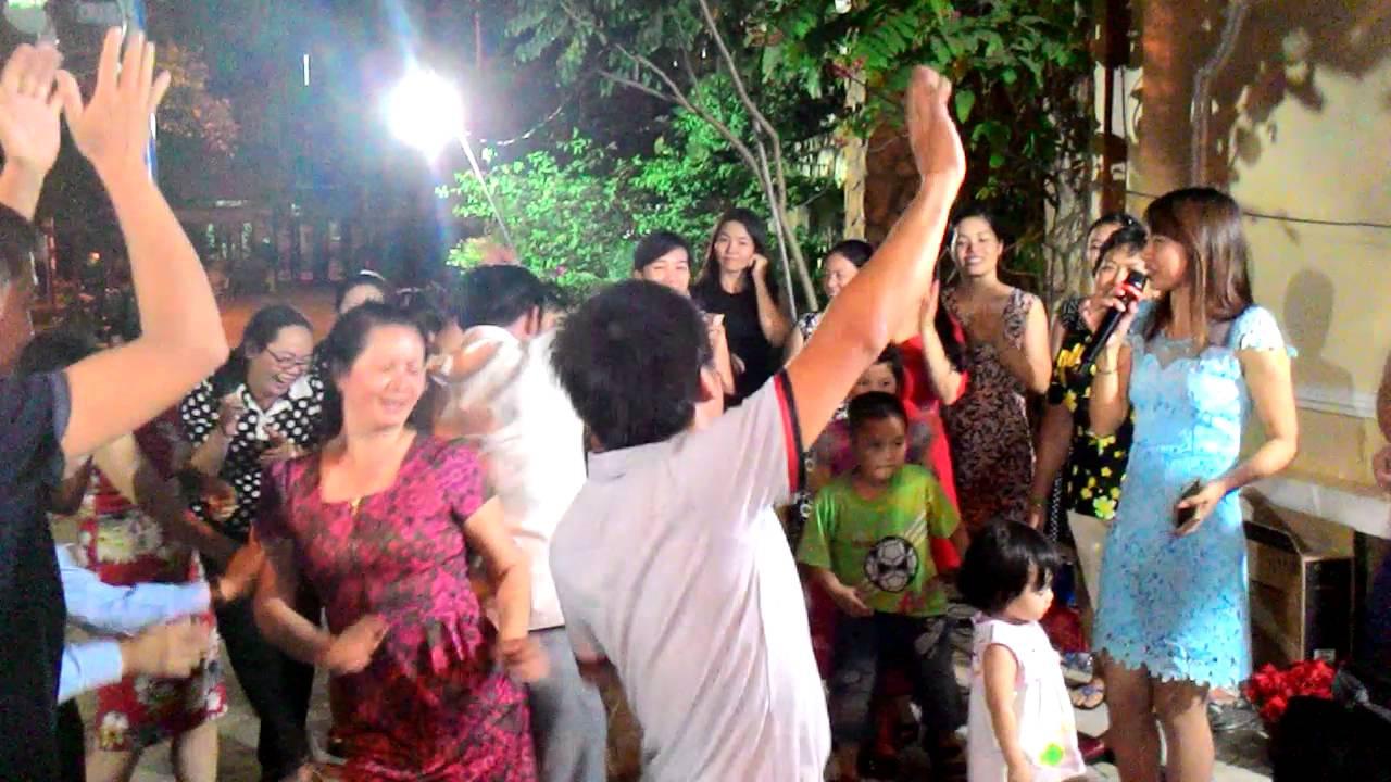 Khu dân cư Khang Điền, quận 9 vui tất niên.