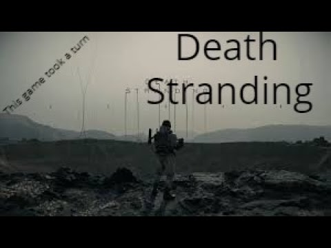 There are boss fights in this game?//DEATH STRANDING |