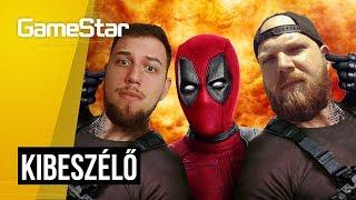 Deadpool 2 SPOILERES kibeszélő