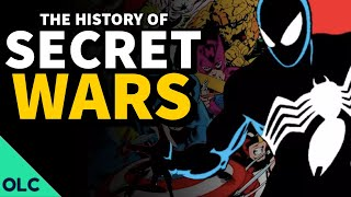 SECRET WARS - The Comic Book That Changed Marvel Forever