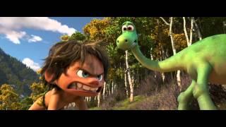 "The Good Dinosaur: ""Добрият динозавър"" - трейлър, БГ субтитри"