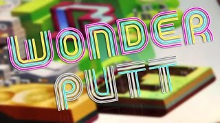 THE MOST CREATIVE GOLF GAME EVER | Wonderputt