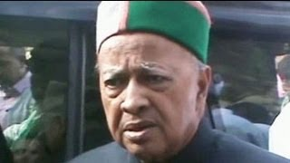Virbhadra Singh says he will 'break camera' when asked about graft charges