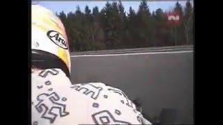 Kart GSXR 1100 (moteur de moto).wmv