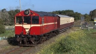English Electric on the Bellarine Railway: Australian Trains