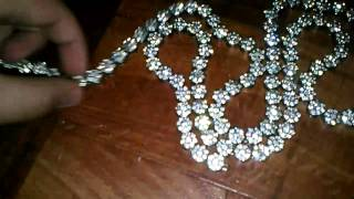hiphopbling review cluster chain
