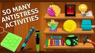 FIDGET CUBE 3D ANTISTRESS TOYS (Calming Game) - Full HD Gameplay Walkthrough screenshot 4