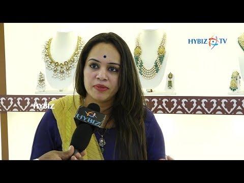 Karni Jewellers @ PANACHE The Luxury Expo in Hitex Hyderabad | Poonam Verma