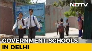Have Sustained Efforts To Improve Delhi Government Schools By AAP Borne Fruit?