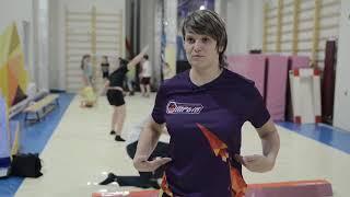 видео Польза прыжков на батуте для здоровья