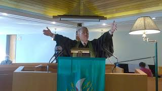"""York United Ministries Online Worship on Sep 20, 2020  """"The Grace of God"""" by Rev. Bruce Roffey (UCC)"""