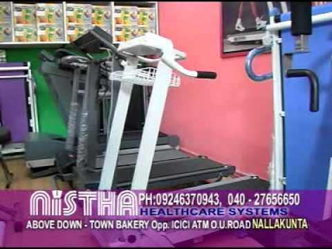 Home Fitness Equipments Showroom Hyderabad