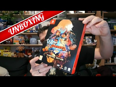 """STREETS OF RAGE 4 """"Edition SIGNATURE"""" - UNBOXING sur SWITCH 