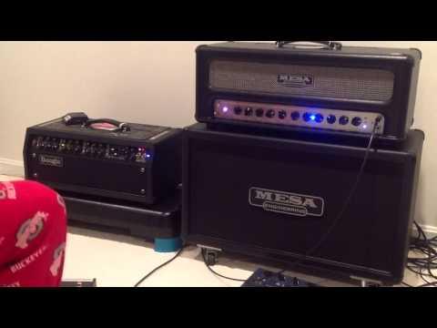 Mesa Boogie Mark V versus Royal Atlantic 100