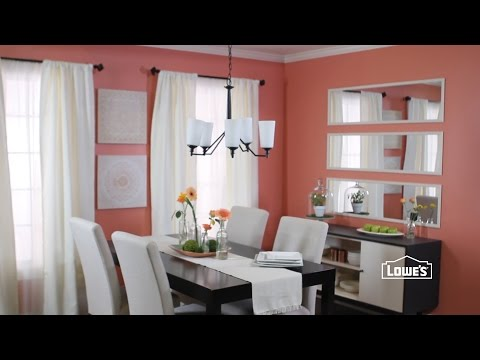 Dining Room Decorating Ideas for Less