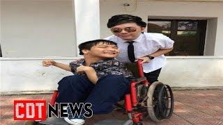 Nhạc sĩ bại não đánh đàn bằng chân khiến sao Việt mến mộ | CDT NEWS