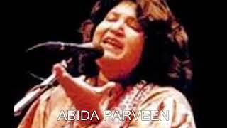 Ek bas tu hi nahin By Abida Parvin