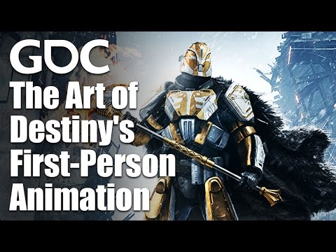 The Art of Destiny's First-Person Animation
