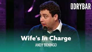 Your Wife Is The One In Charge. Andy Beningo - Full Special