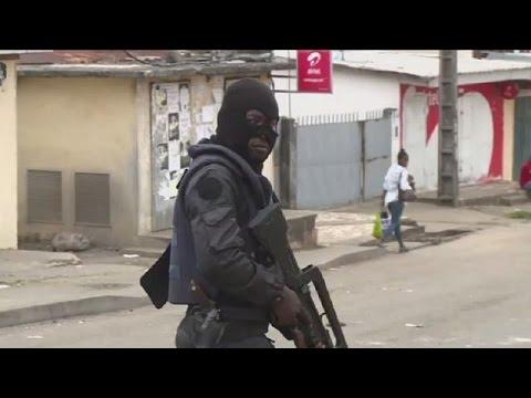 Le Gabon sous haute sécurité