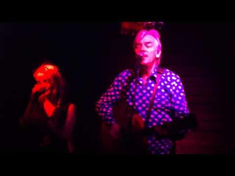 Robyn Hitchcock & Emma Swift - Trams Of Old London @ Unter Deck, Munich - April 20, 2015
