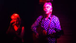 Robyn Hitchcock & Emma Swift - Trams Of Old London @ Unter Deck - April 20, 2015