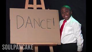 Repeat youtube video Ideas Change Things! #BookItForward | Kid President
