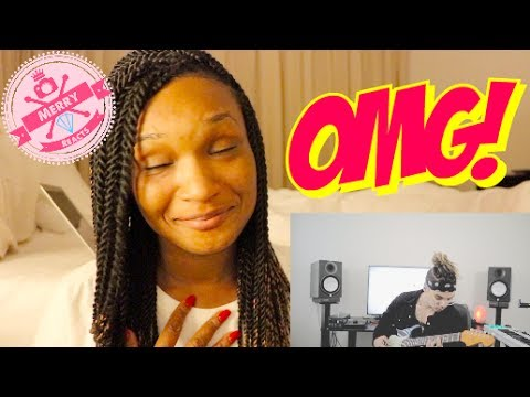 Wild Thoughts X Maria Maria - Rihanna, Bryson Tiller & Santana William Singe Cover Merry Reacts