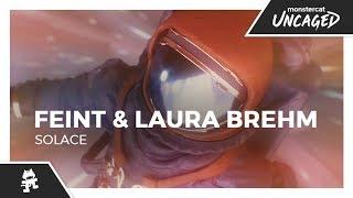 Feint & Laura Brehm - Solace [Monstercat Lyric Video]