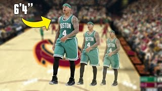 WHAT IF ISAIAH THOMAS WAS 6