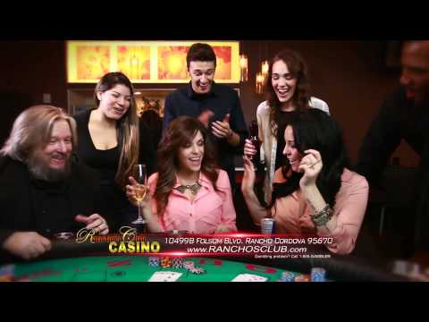 Rancho's Club Casino introduces Double Hand Marquez (TELEVISION COMMERCIAL)