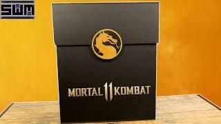 WB Sent Over A Huge Mortal Kombat 11 Box!