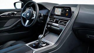 2019 BMW M850i - INTERIOR