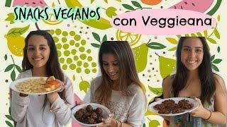 snacks veganos y saludables con veggieana   pretty fancy ladies