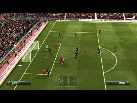 FIFA 13 // #02 DAsmaka vs Zocknation. Der Schmakii kommt ins schwitzen