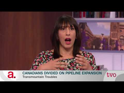 Canadians Divided on Pipeline Expansion