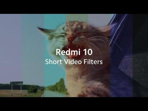 Introducing Short Video Filter   #Redmi10