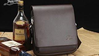 Посылки из Китая  Мужская сумка через плечо(, 2014-09-27T20:18:11.000Z)