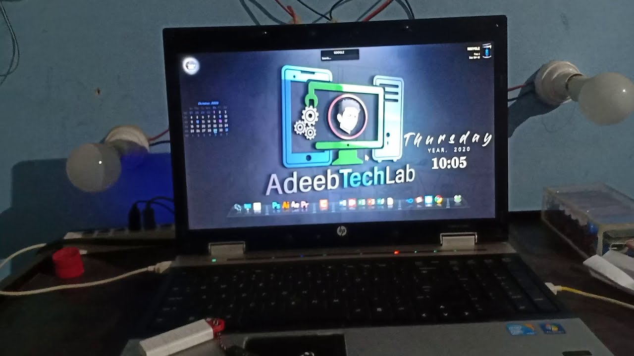 Desktop a New Look in 2020