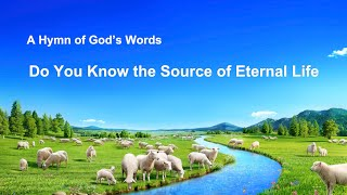 """Do You Know the Source of Eternal Life"" 
